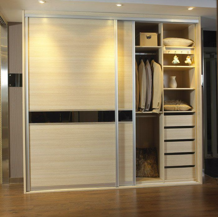 Wardrobe Handle Picture More Detailed Picture About Factory Supply High Quality 2 Doors Fashion Wardrobe Picture In Wardrobes Fr Lemari Pakaian Lemari Modern