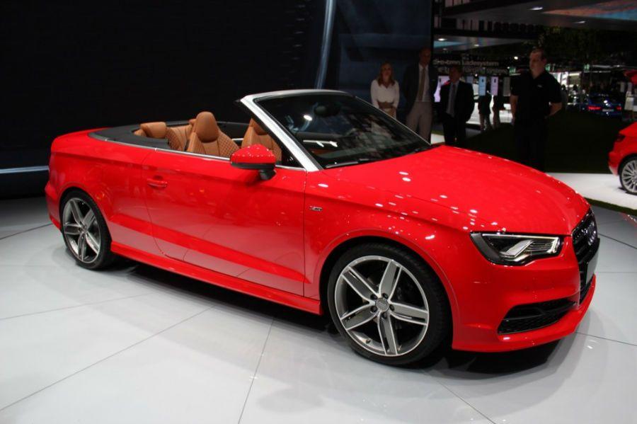 Cabriolet Audi Audi A3 Convertible