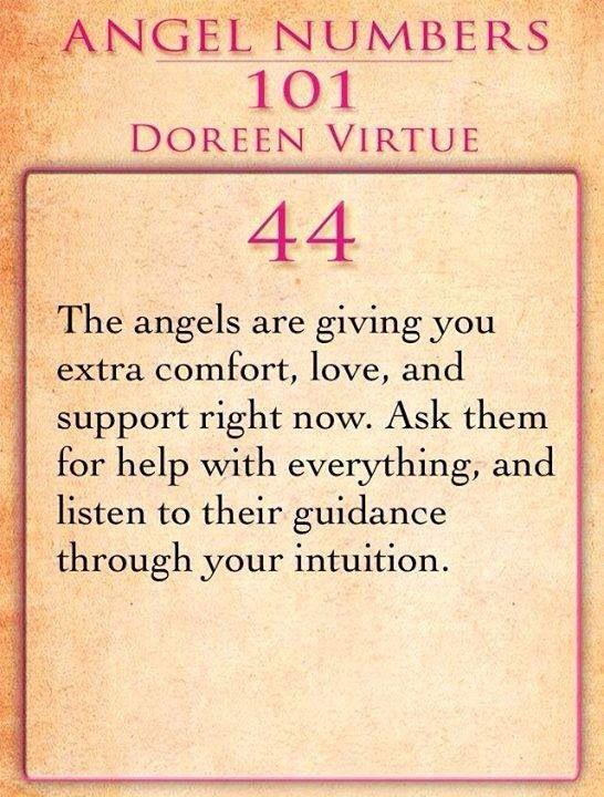 Angel Number - Part 5