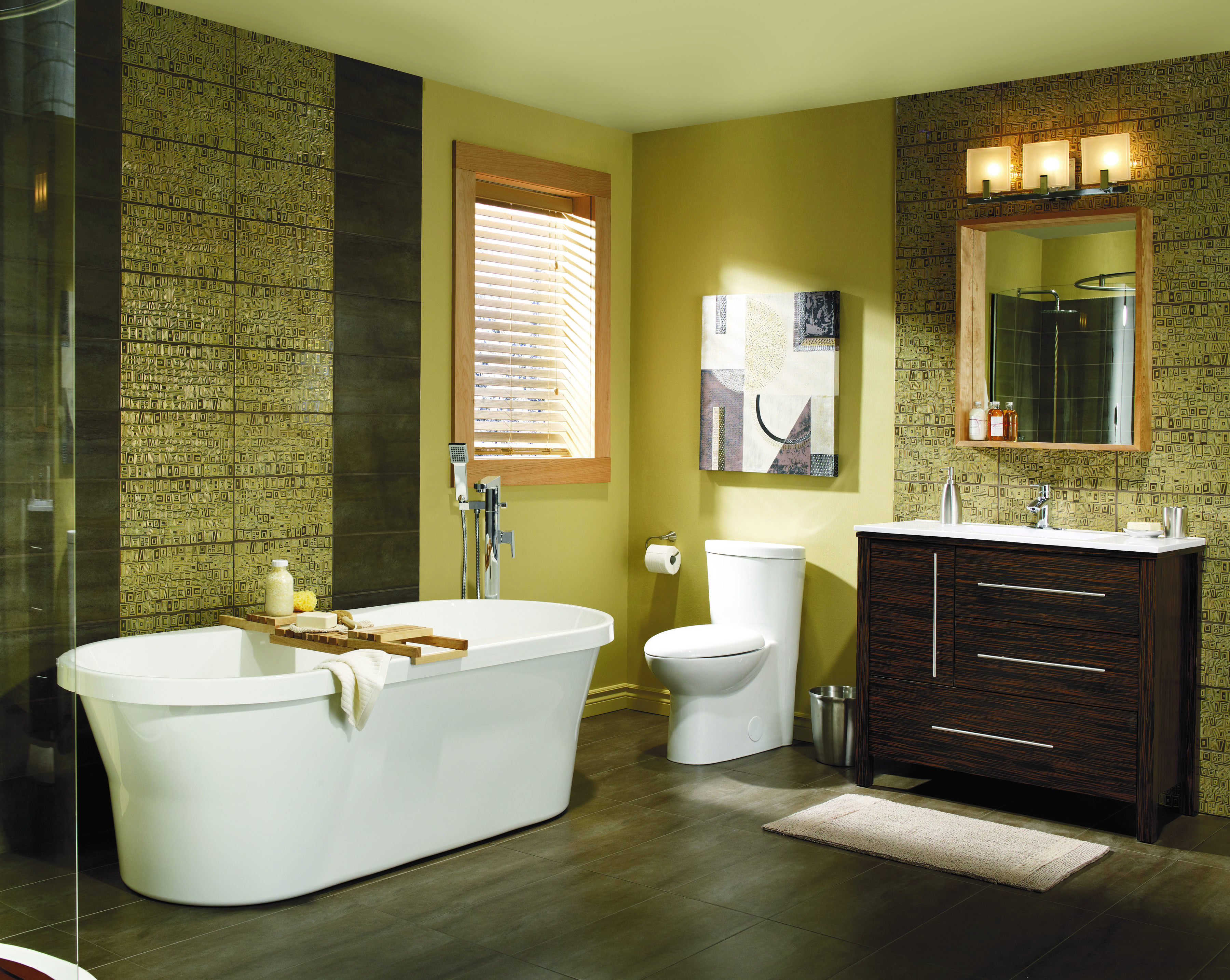 Bathroom design | Asian inspired decor, Bathroom designs and Asian ...