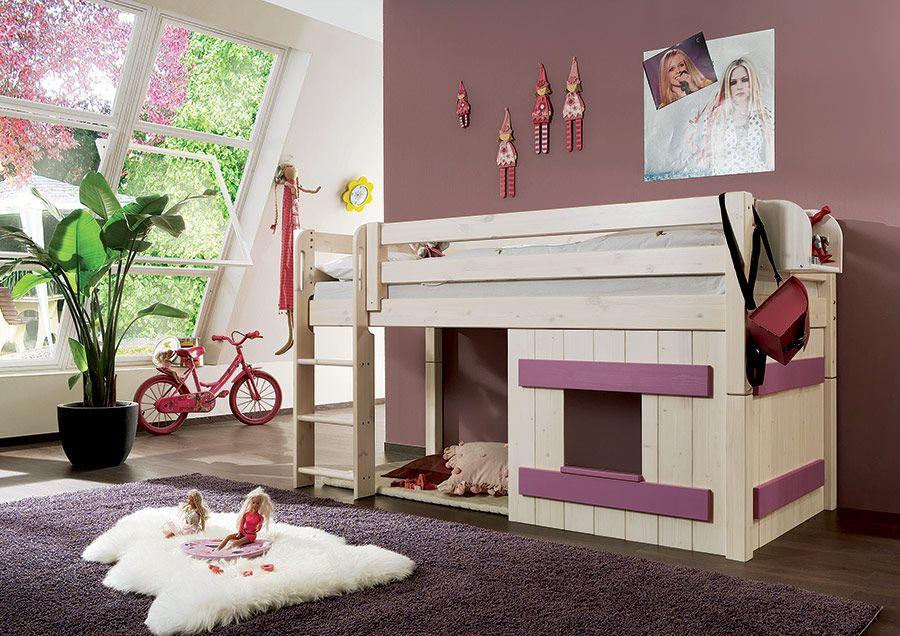 die besten 25 allnatura kinder hochbett ideen auf pinterest spielbett hochbetten. Black Bedroom Furniture Sets. Home Design Ideas