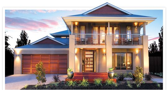 Contemporary Two Story House Plans | Modern House Decorating ...