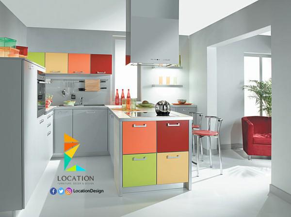 صور مطابخ 2018 2019 لوكشين ديزين نت Kitchen Cabinet Design Kitchen Decor Kitchen Design