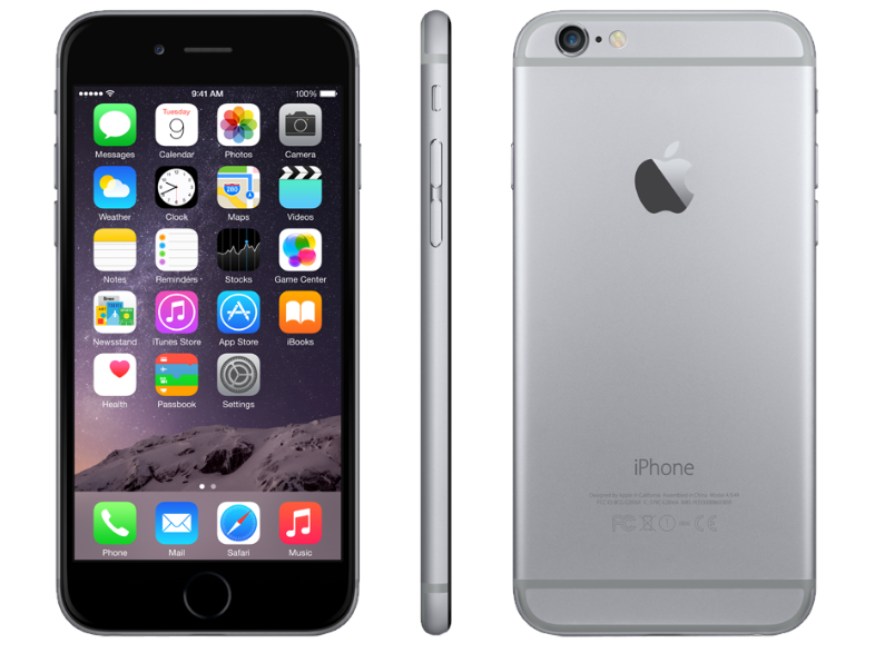 Apple Iphone 6 16gb Asztroszurke Kartyafuggetlen Okostelefon Iphone Iphone 6 Apple Iphone 6