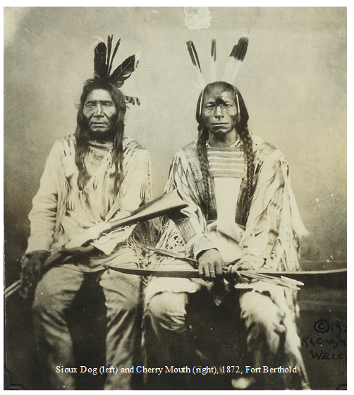 Photo of Sioux Dog Soldiers | Indian Histories, from Cadotte to Drags Wolf (30 Individual…