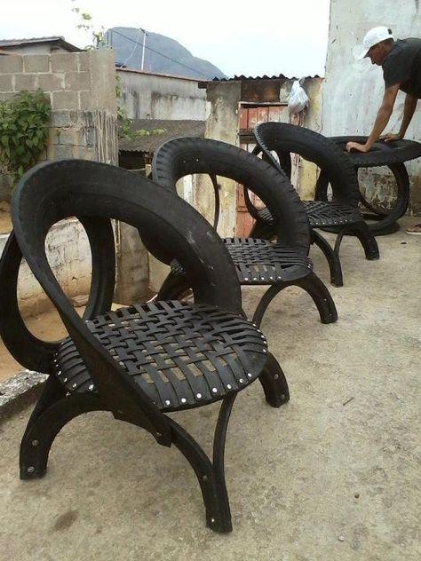 Pin de paterson en muebles recycelte reifen alte reifen for Quien compra muebles usados