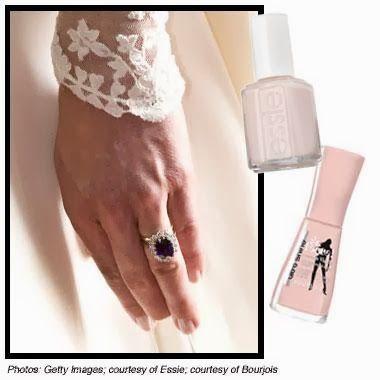 """Kate Middleton's wedding nail polish either Essie """"Allure ..."""