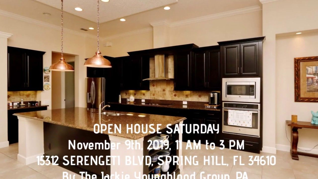 OPEN HOUSE! 15312 SERENGETI BLVD, SPRING HILL, FL 34610 ...