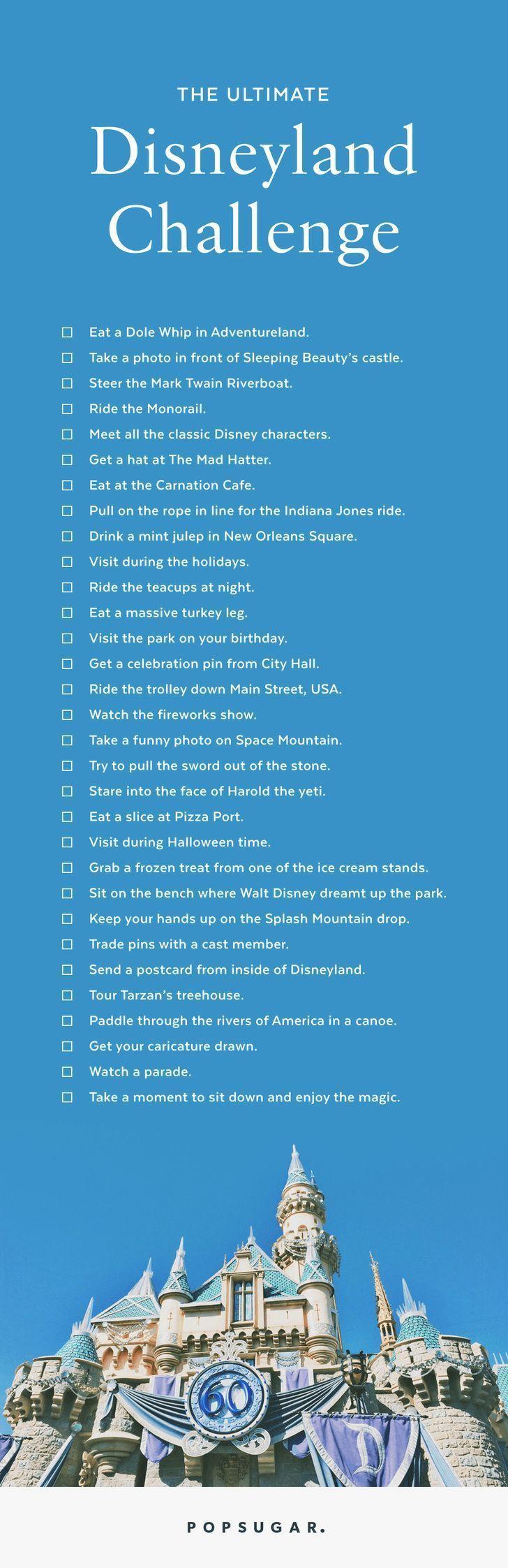 Photo of Wir haben Ihre ultimative Disneyland-Bucket-Liste erstellt, damit Sie … – #dam …