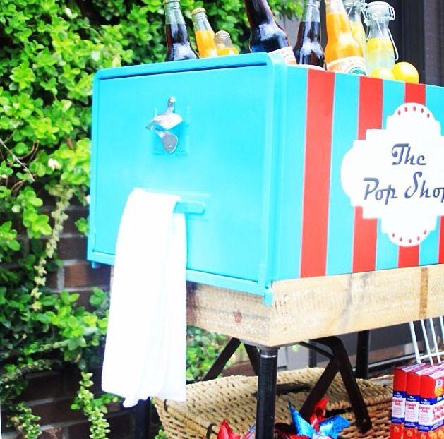 Outdoor Cheery Ideas