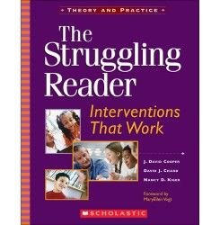 The Struggling Reader by J. David Cooper, David J. Chard & Nancy D. Kiger is a #QEDebook