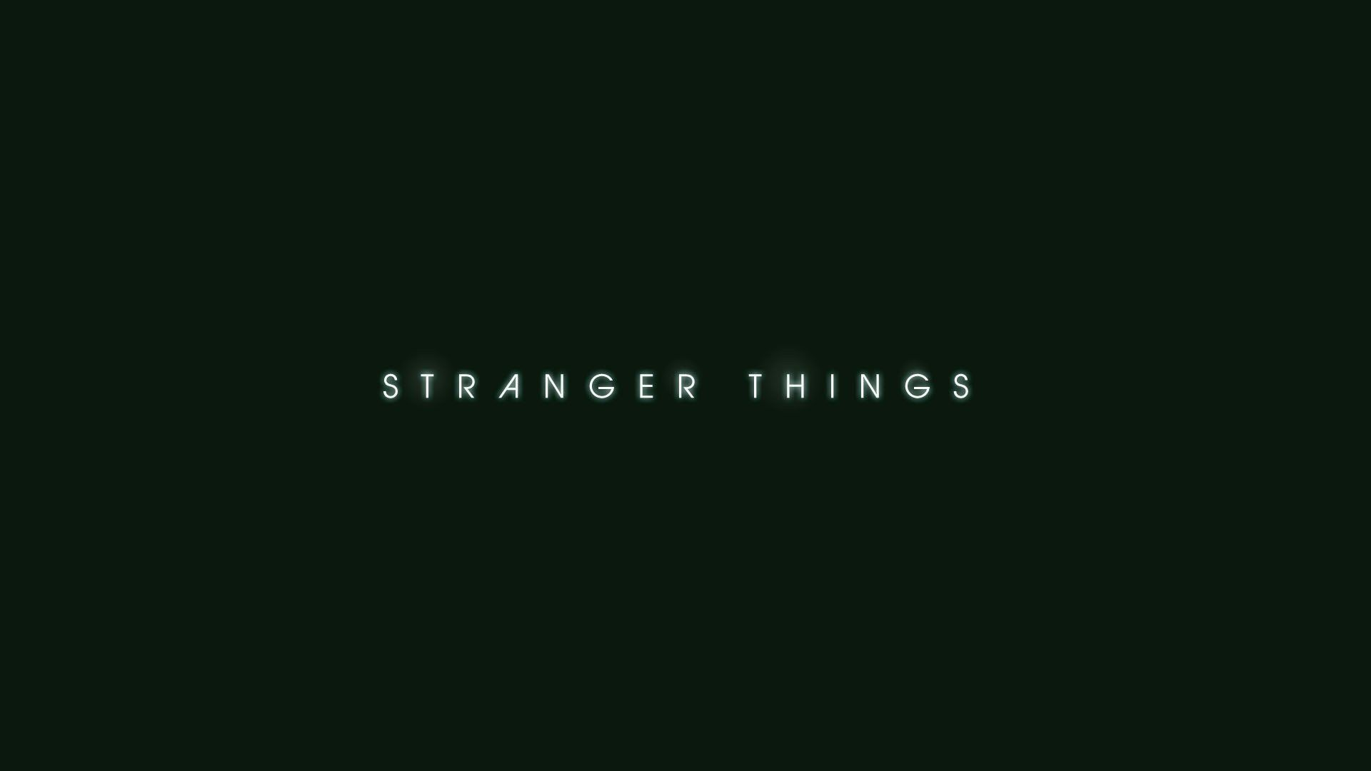 Stranger Things Wallpapers Hd Stranger Things Wallpaper