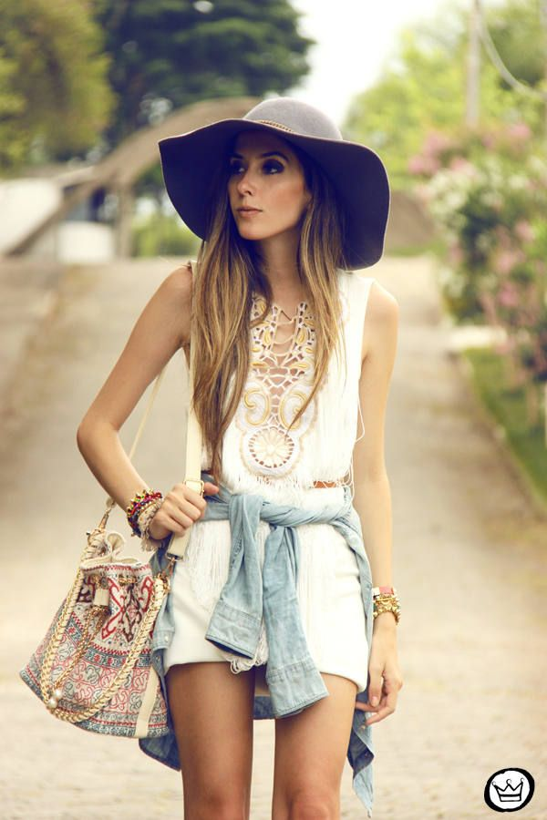 Lovely outfit  #style #spring #fashion