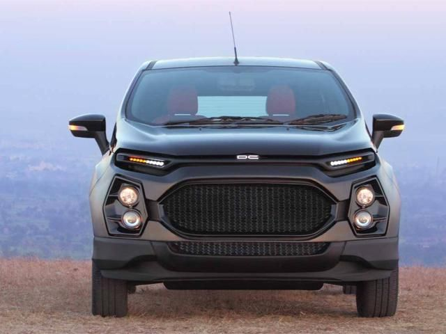 The Economic Times Ford Ecosport Modified Cars Chevy Camaro