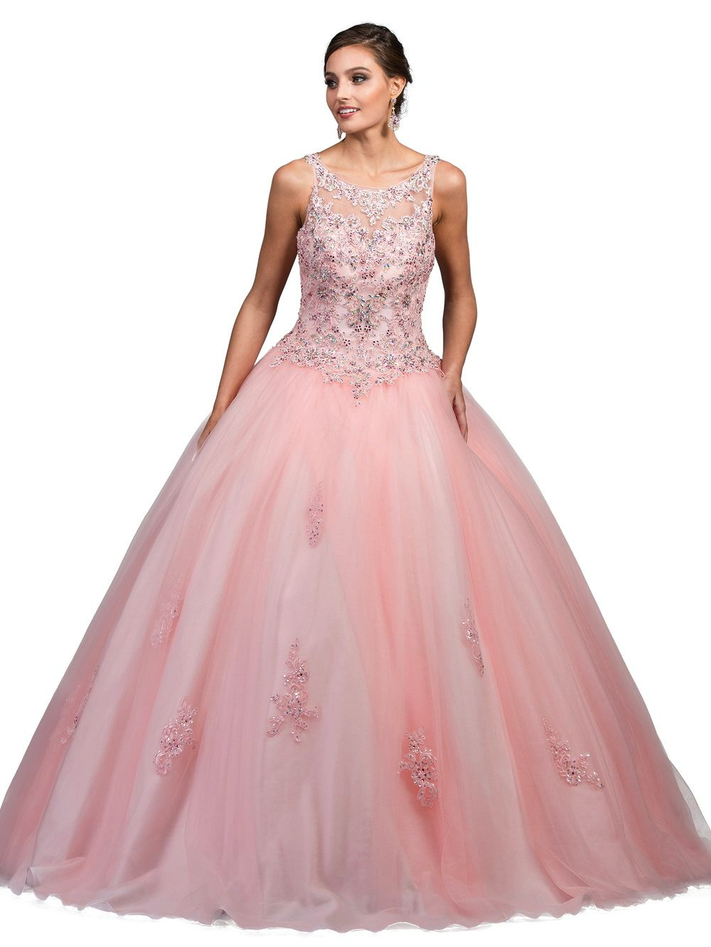 Quinceanera Dresses Prom Dresses by DANCING QUEEN<BR>aqn1228<BR ...