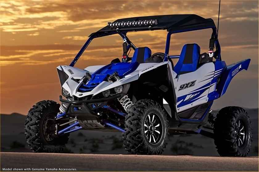 A Sport 3 Cylinder Engine And Cl Defining 5 Sd Sequential Shift Transmission Welcome To The Ultimate Pure Sxs Experience New 2016 Yamaha