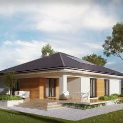 Moderne Häuser Von Biuro Projektów MTM Styl   Domywstylu.pl