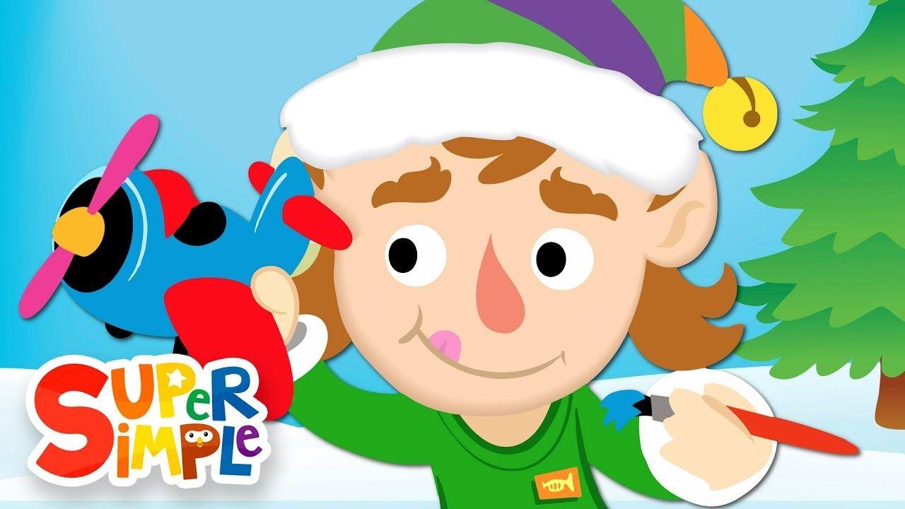 10 little elves christmas song for kids super simple songs - Super Simple Songs Christmas
