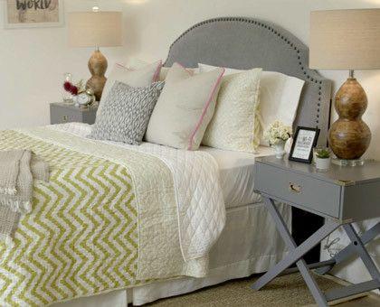Get the Look An Updated Guest Bedroom Wayfair Guest Bedroom