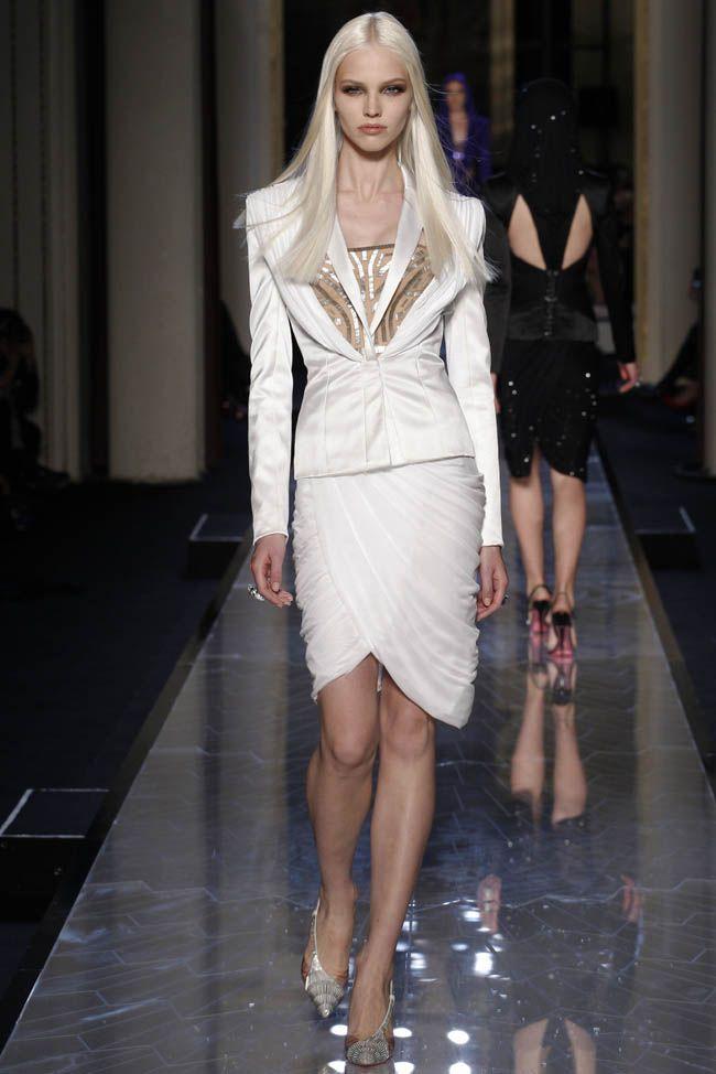 Atelier Versace S/S 2014   Paris Haute Couture