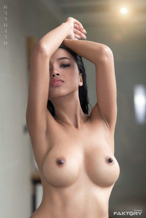 Image Faktory Penthouse Model Aum Duranee Sexy Asian Girl Woman Face