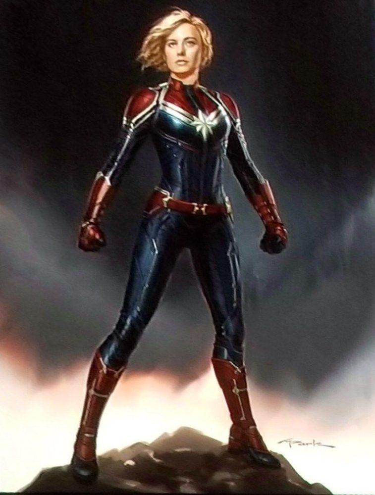 captain marvel infinity
