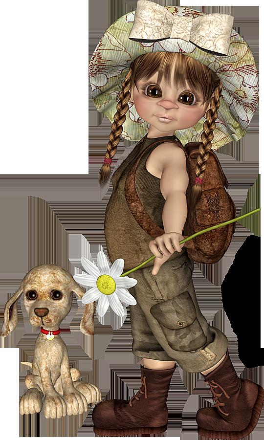 "Photo from album ""Куколки 3D"" on | Рисунки, Куклы и ..."