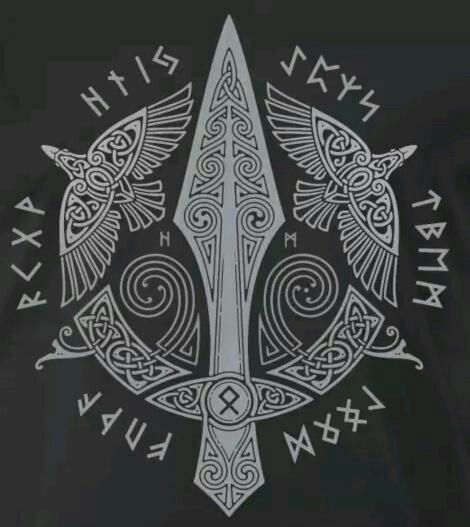 pin von joe space auf tattoos pinterest nordische mythologie mythologie und wikinger. Black Bedroom Furniture Sets. Home Design Ideas