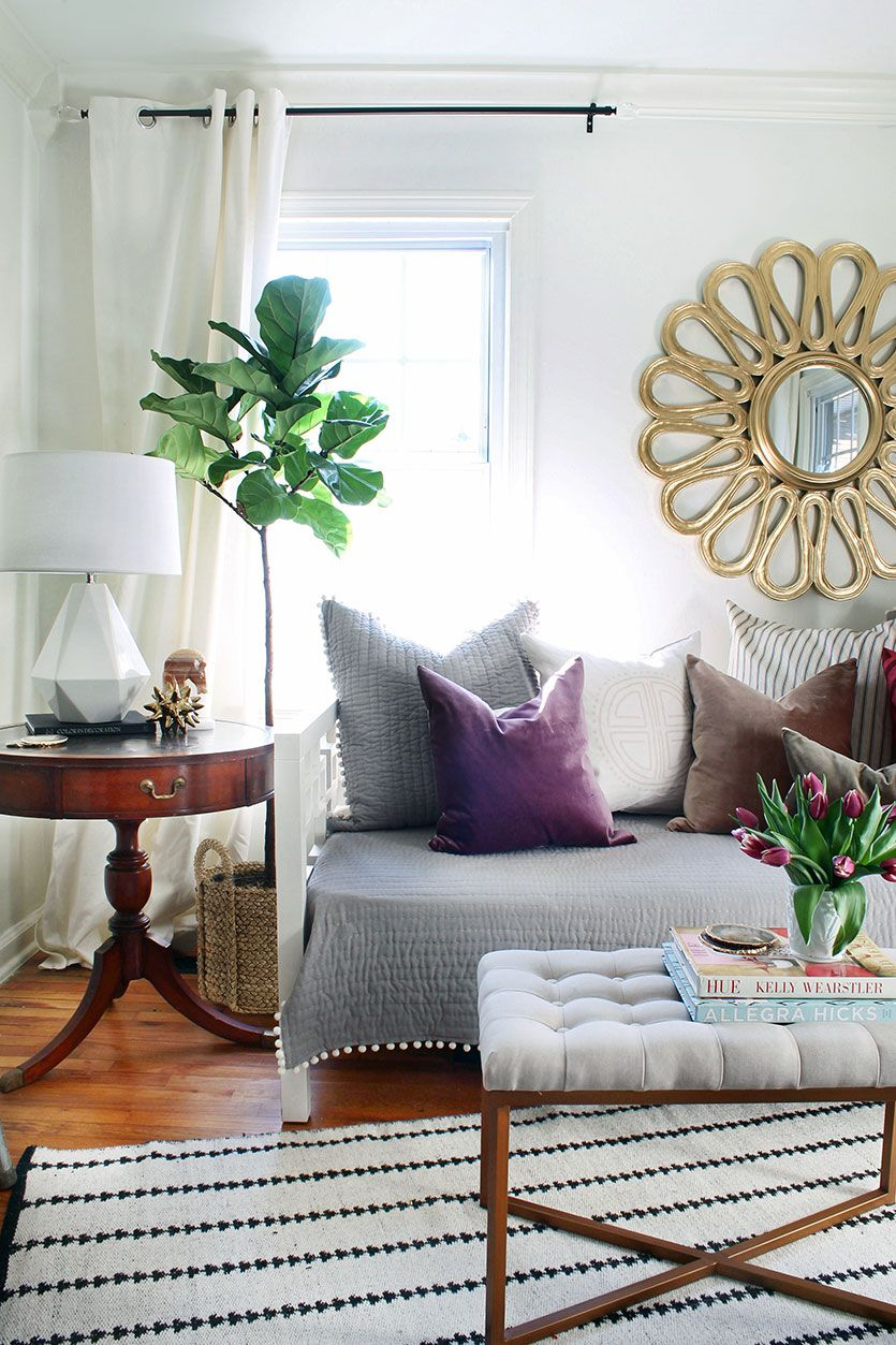 Combine Guest Bedroom And Home Office In Style Styled
