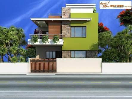 Image result for modern duplex house shiv sundar ghar for Ghar design photo