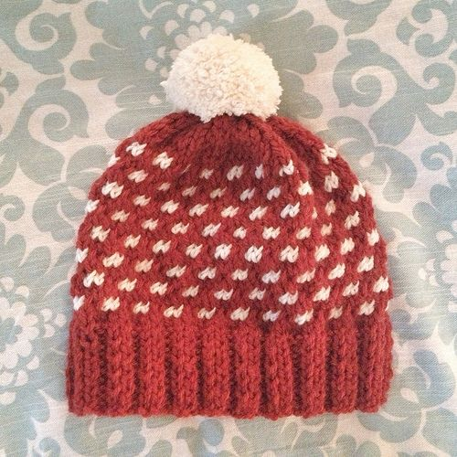 free knitted hat pattern