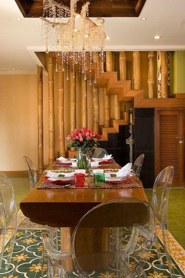 Bamboo Decoration Ideas Home Decor Styles Room