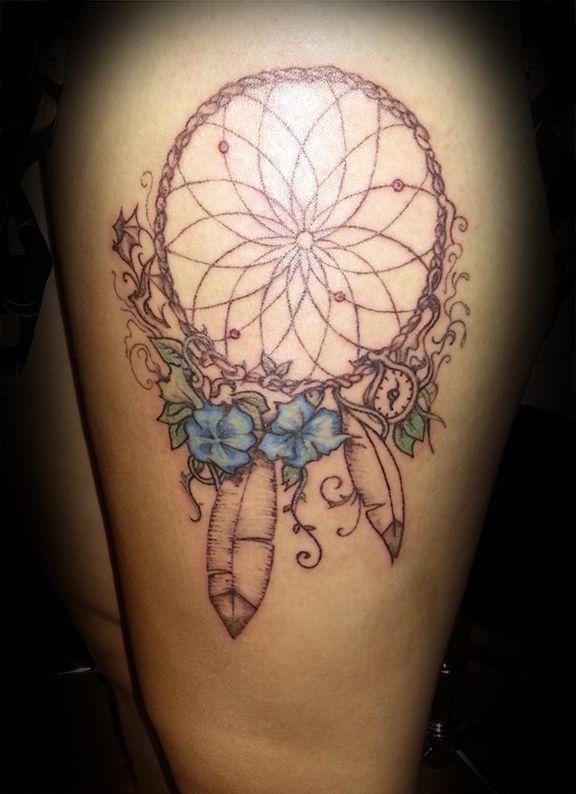 Dream Catcher Tattoos #tattoos #killerink #coverup #blackandgrey #sleeve #unique #art #amazingink #tattooartist #tattooist #tattooer #artistattoos #bright_and_bold #uk #blacktattooart #ink #tattooflash #tattooed #tattoo #blackink #artist #personaltattoos #tattoosleeve #tattooportrait  #superb_tattoo