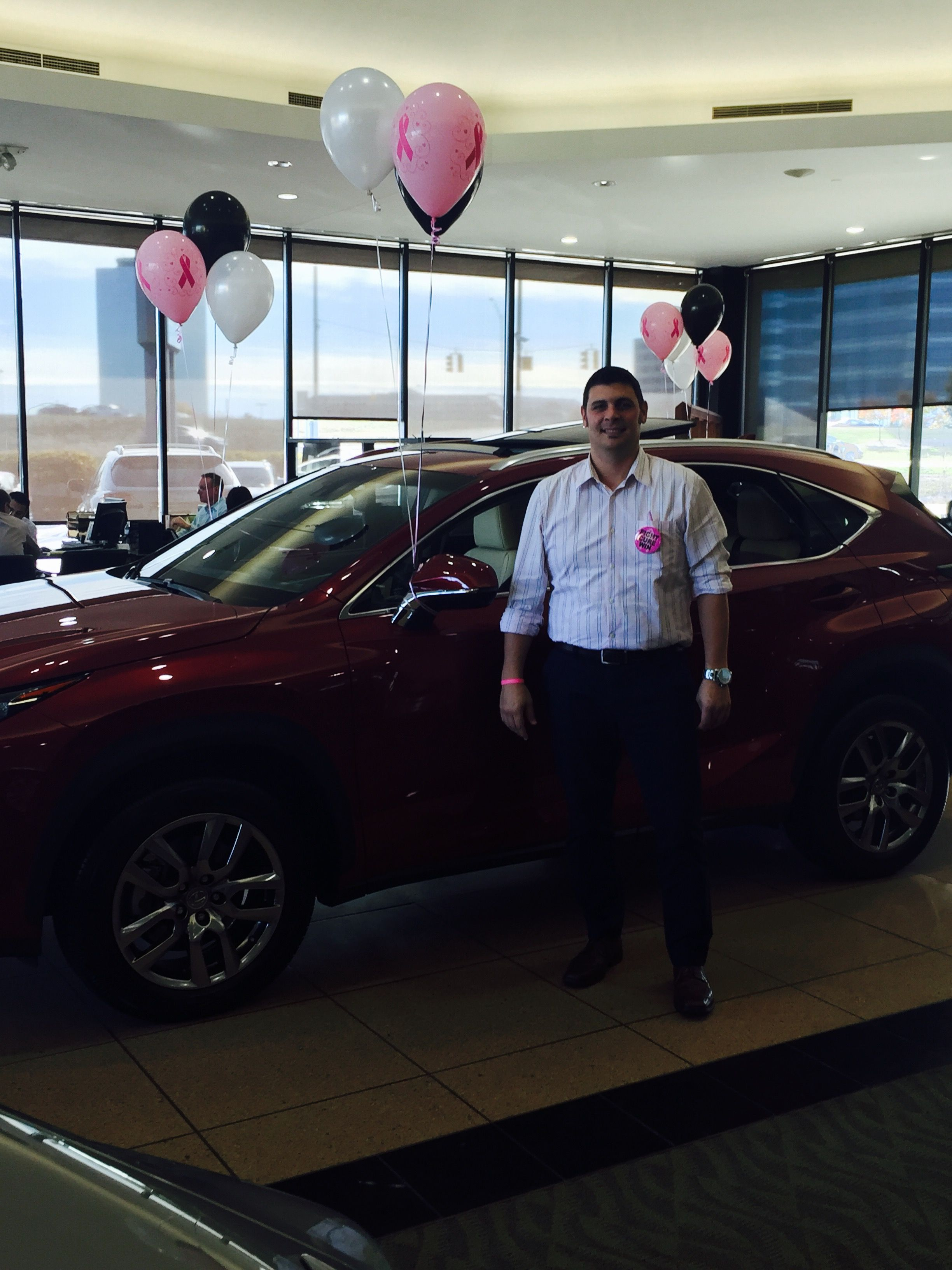 Detroit Lexus Dealers Are Proud To Support Tcancerawareness Month And The Barbara Ann Karmanos