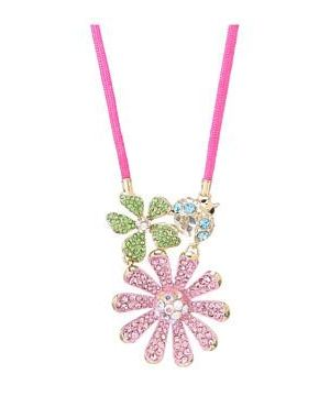 Betsey Johnson Pave Flower Cluster Pendant Necklace #accessories  #jewelry  #necklaces  https://www.heeyy.com/suggests/betsey-johnson-pave-flower-cluster-pendant-necklace-multi/