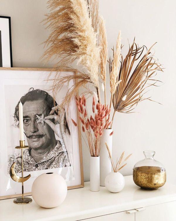 Photo of Como decorar a casa com flores secas » STEAL THE LOOK