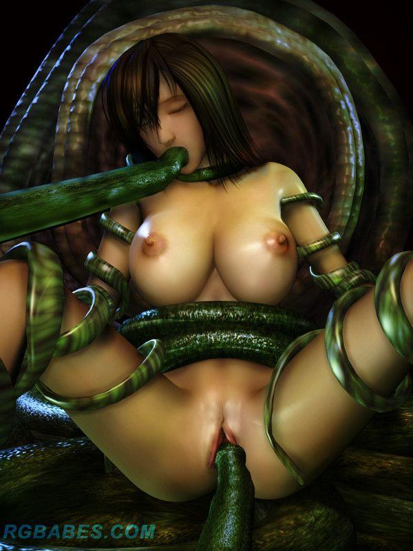 3d tenticle porn