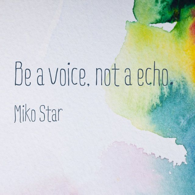 Like My Miko Star Page On Fb Under Miko Star My Quote I Always