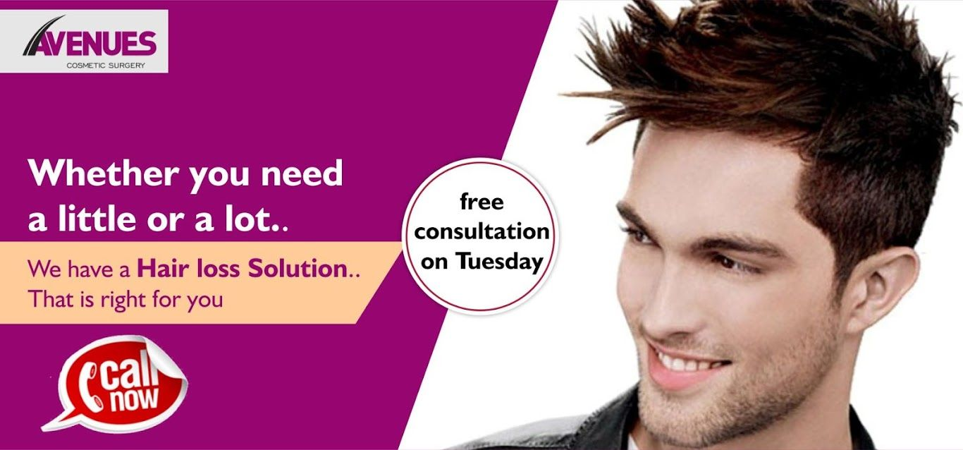 Say No To Hair Loss Problems With Hair Transplantation
