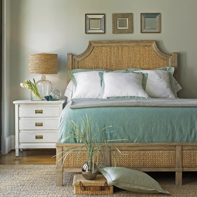 Coastal Bedroom Design Photo by Wayfair in 2020 Coastal