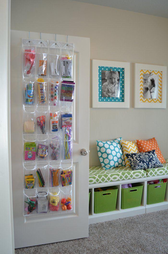 Kinderzimmer Ideen für eine ordentliche Einrichtung | Kreativität ...