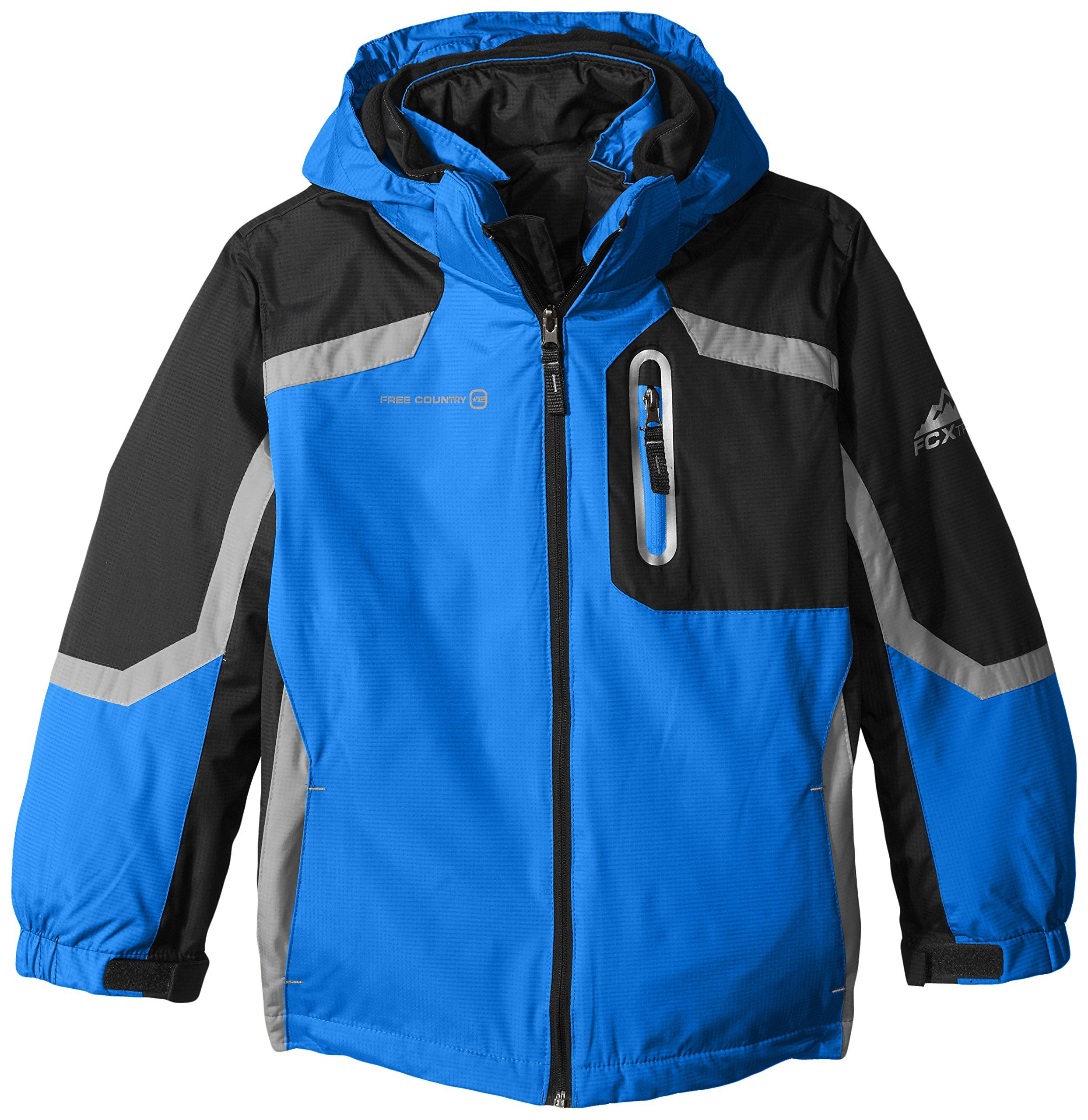 6d05f832805f Free Country Little Boys  Systems Coat with Puffer Jacket
