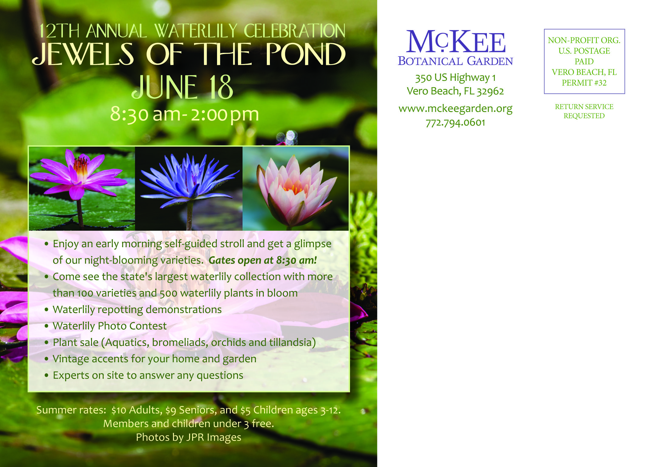 www.mckeegarden.org | Holidays and Special Events | Pinterest