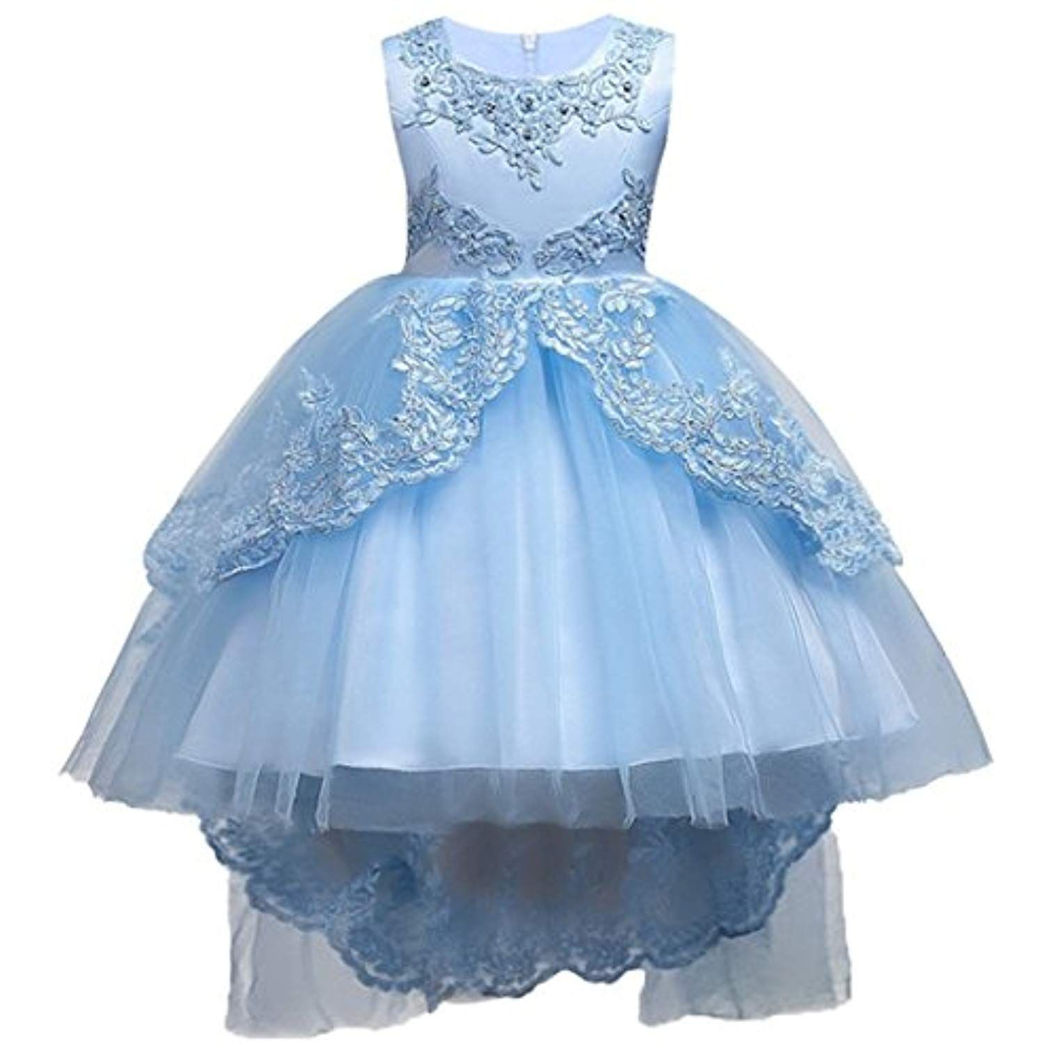 71d178e9ee Fancy Lace Flower Girl Dress 1-12 Years Old Princess Dress Ball Gown     Check out this great product. (This is an affiliate link)