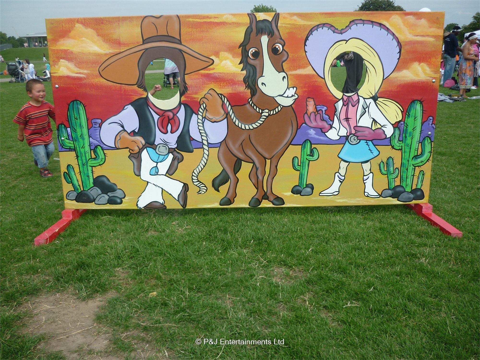 Wild West Themed Packages Available In London North East London - Childrens birthday party ideas east london
