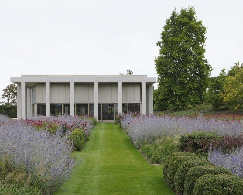 Sergison Bates Architects · Garden building, Kent   fasady ...
