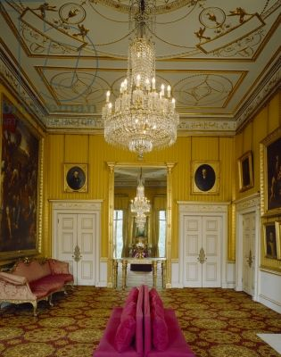 The Portico Drawing Room Apsley House The Duke Of