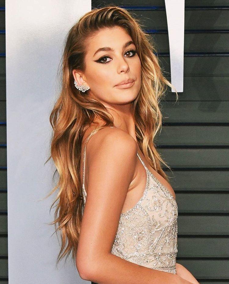 Cami Morrone | Hair styles, Easy hairstyles, Hair makeup
