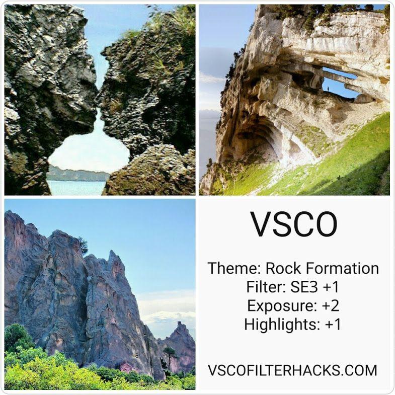 VSCO Filters for Nature - VSCO Filter Hacks | BEST VSCO