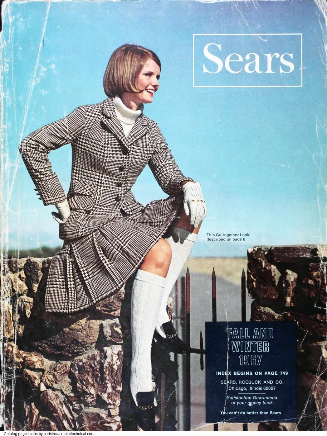 1967 Sears Fall Winter Catalog PDF in 2020 | Christmas catalogs